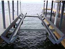 Dons Lakeside Boat Lift And Boat House Page